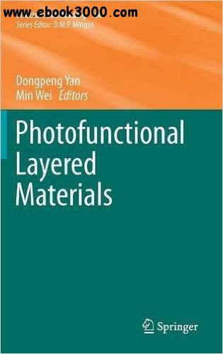 Photofunctional Layered Materials (Structure and Bonding) free download