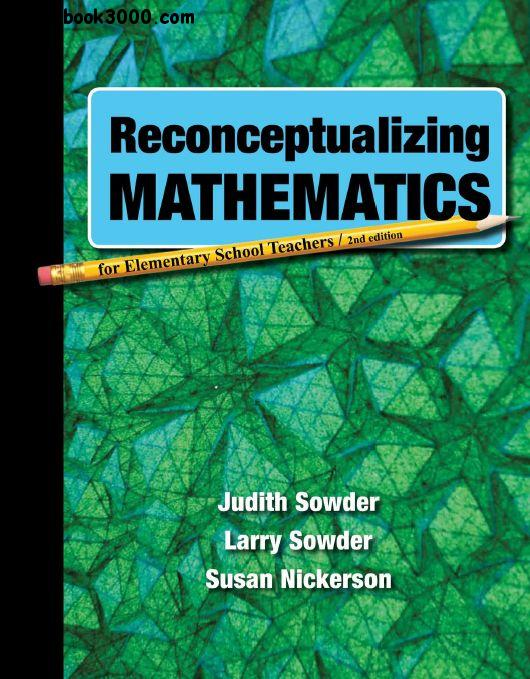 Reconceptualizing Mathematics, Second Edition free download