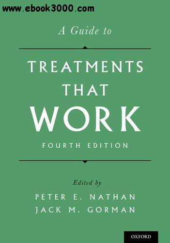 A Guide to Treatments That Work, 4 edition free download
