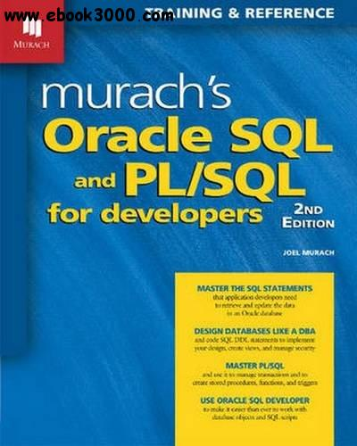 Murach's Oracle SQL and PL/SQL for Developers, 2nd Edition free download