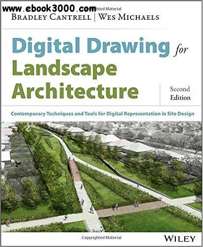 Digital Drawing for Landscape Architecture free download