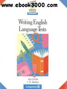 Writing English Language Tests free download