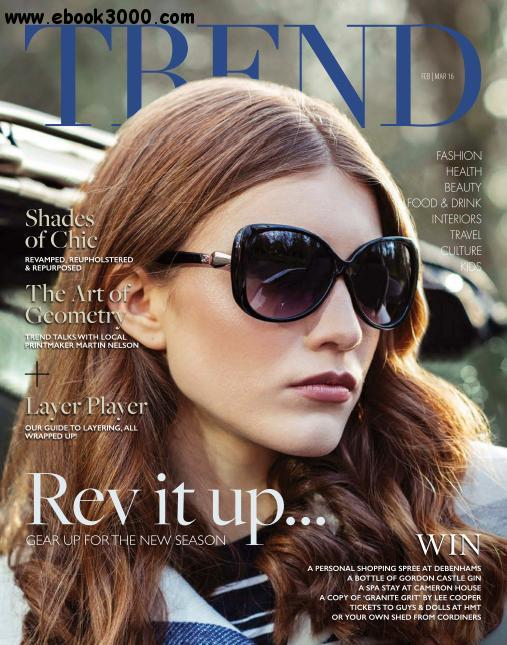 Trend - February-March 2016 free download
