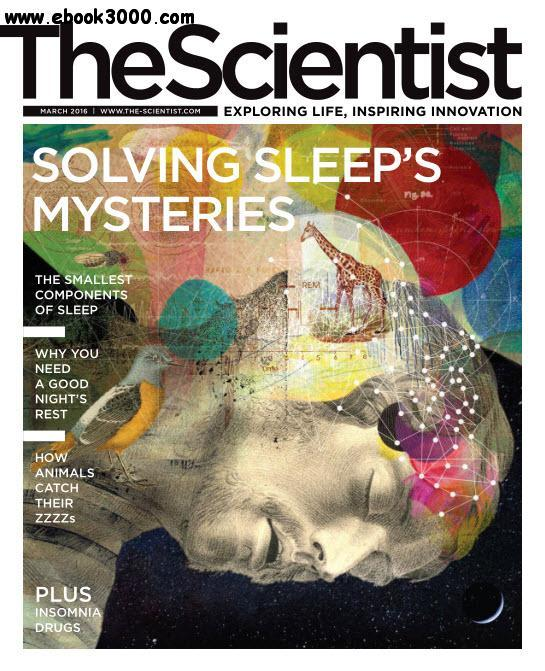 The Scientist March 2016 free download