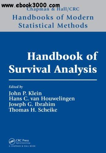 Handbook of Survival Analysis free download