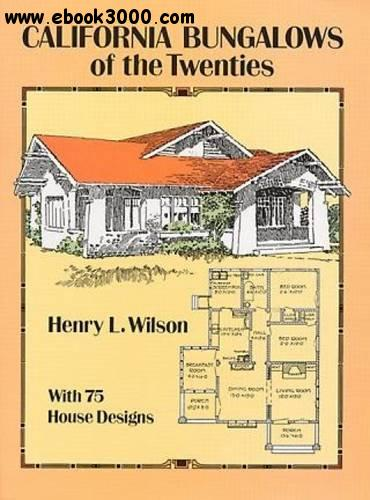 California Bungalows of the Twenties free download