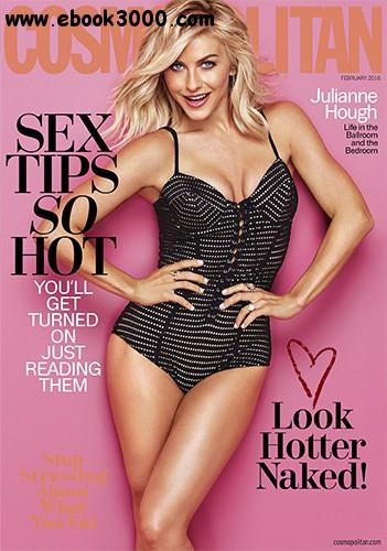 Cosmopolitan USA - February 2016 free download