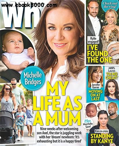 Who Australia - 7 March 2016 free download
