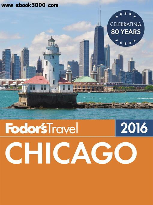 Fodor's Chicago 2016 free download
