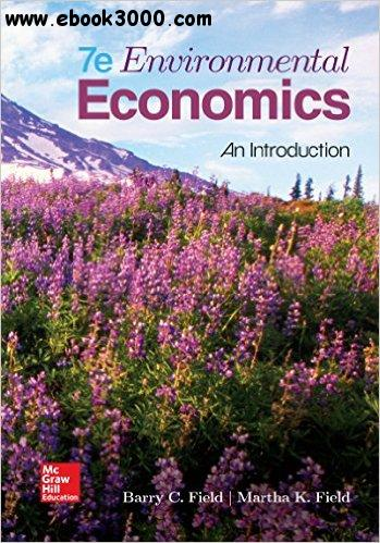 Environmental Economics, 7th edition free download