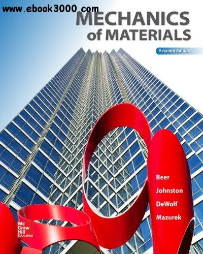 Mechanics of Materials, 7th edition free download