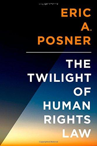 The Twilight of Human Rights Law free download