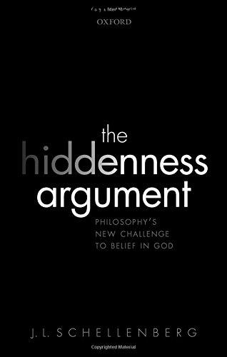 The Hiddenness Argument: Philosophy's New Challenge to Belief in God free download