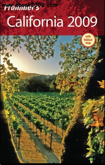 Frommer's California 2009 free download