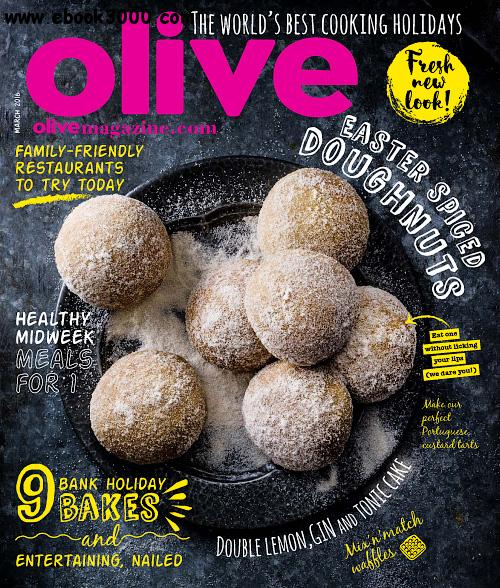 Olive - March 2016 free download