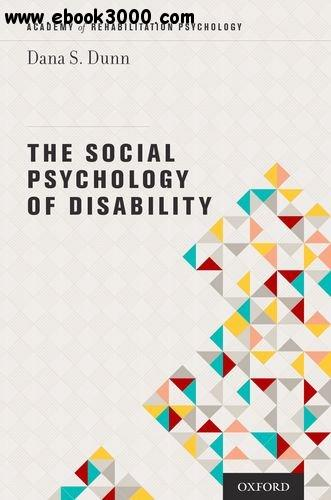 The Social Psychology of Disability free download