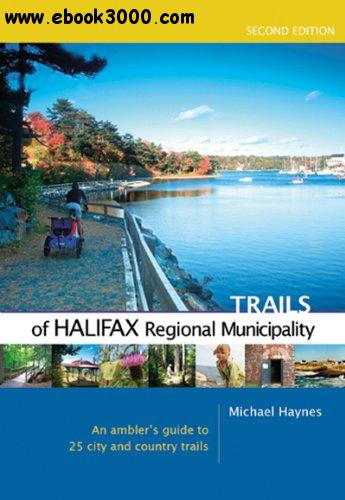 Trails of Halifax Regional Municipality free download