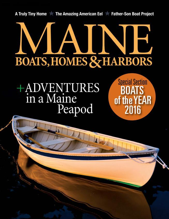 maine boats  homes  u0026 harbors - march-april 2016