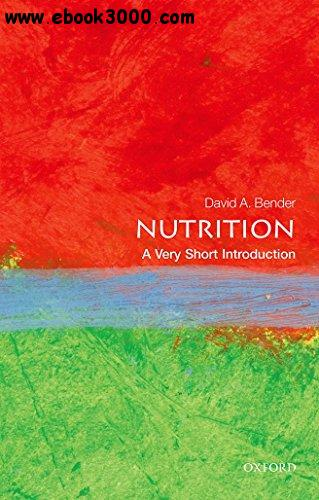 Nutrition: A Very Short Introduction free download