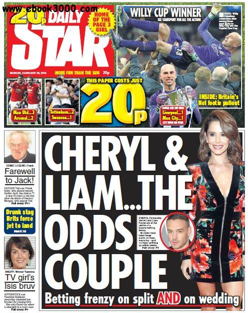 Daily Star - 29 February 2016 free download