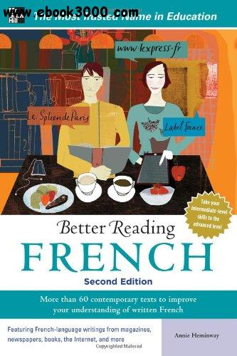 Better Reading French, 2nd Edition free download