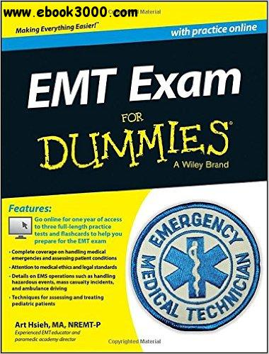 EMT Exam For Dummies free download