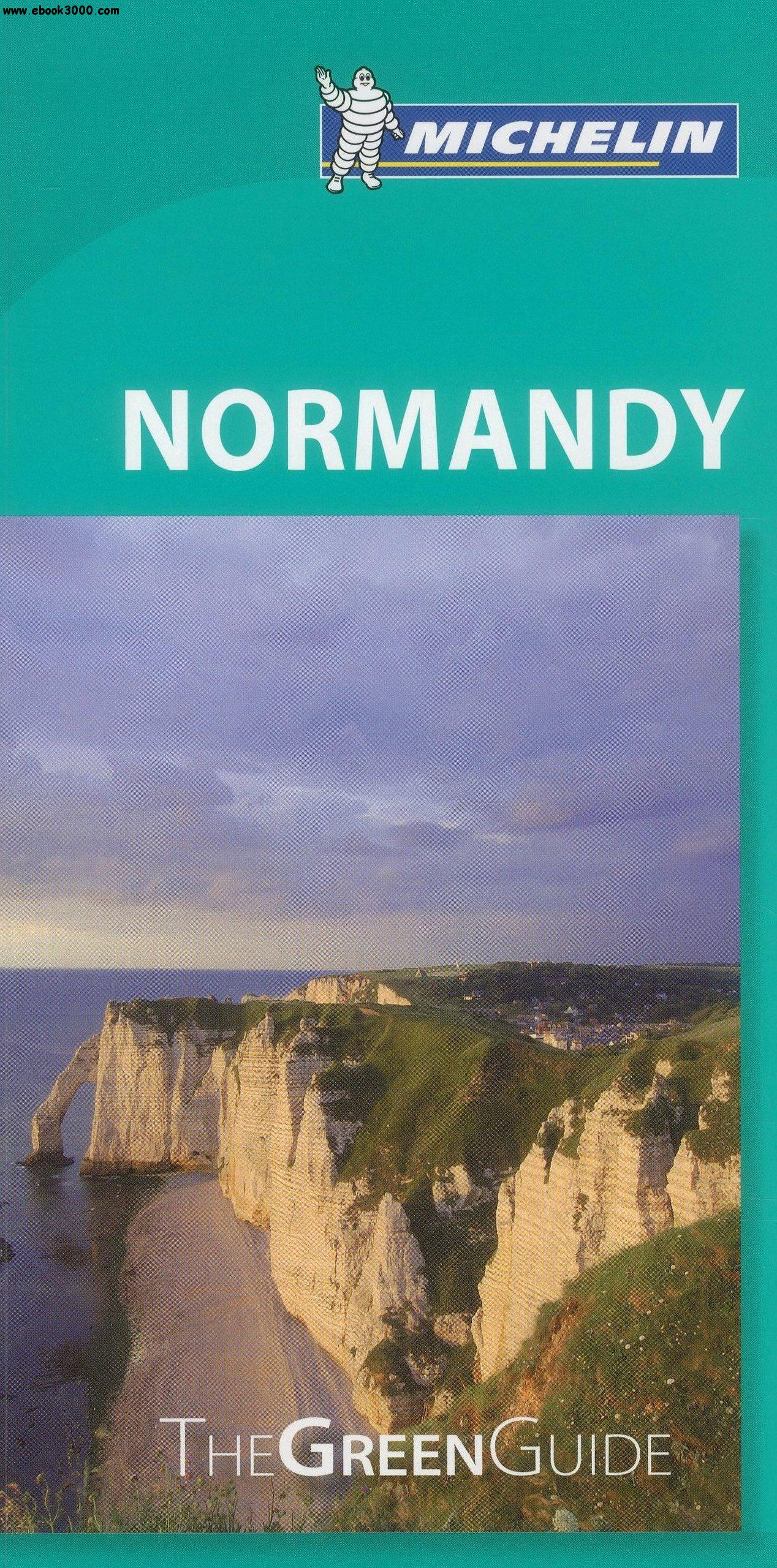 Michelin Green Guide Normandy free download