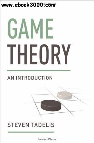 Game Theory: An Introduction free download