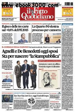 Il Fatto Quotidiano - 02.03.2016 free download