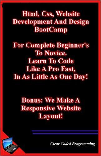 Html, Css, Website Development And Design BootCamp free download