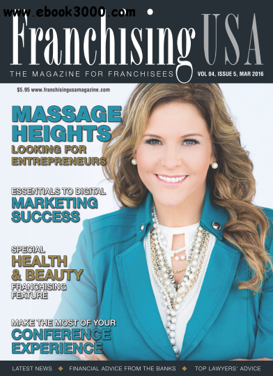 Franchising USA - March 2016 free download