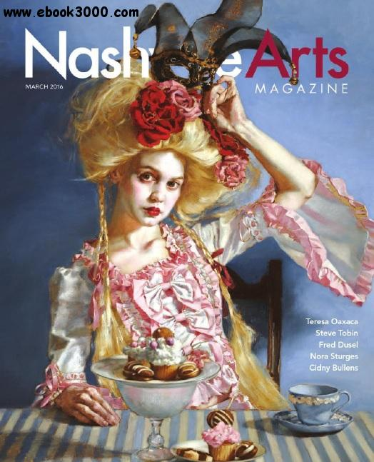 Nashville Arts - March 2016 free download