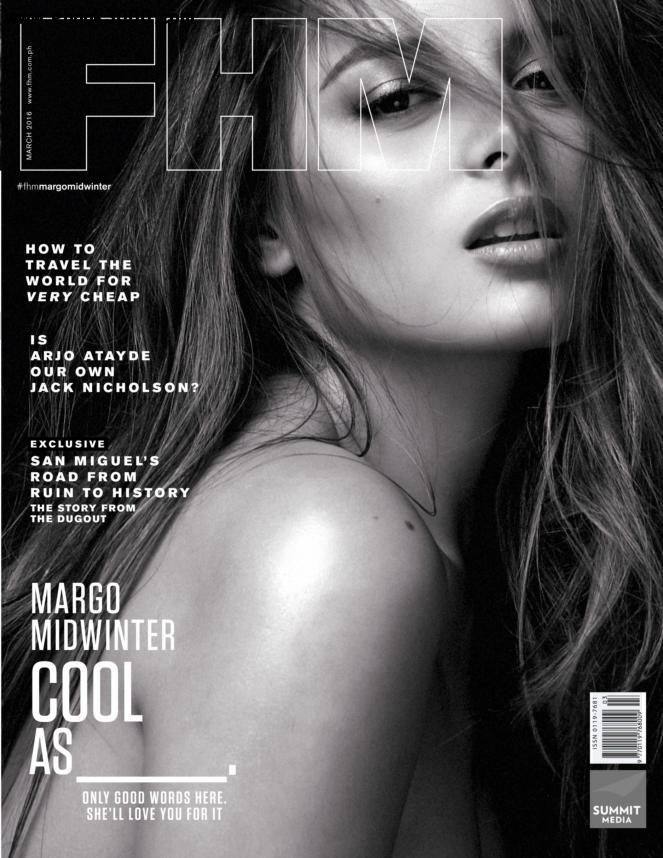 FHM Philippines - March 2016 download dree