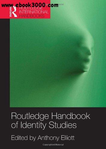 Handbook of Identity Studies free download