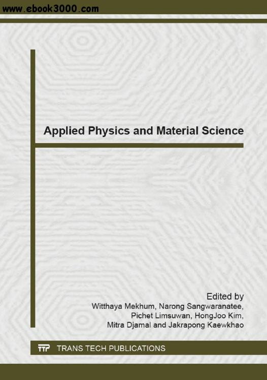 applied physics books pdf free download