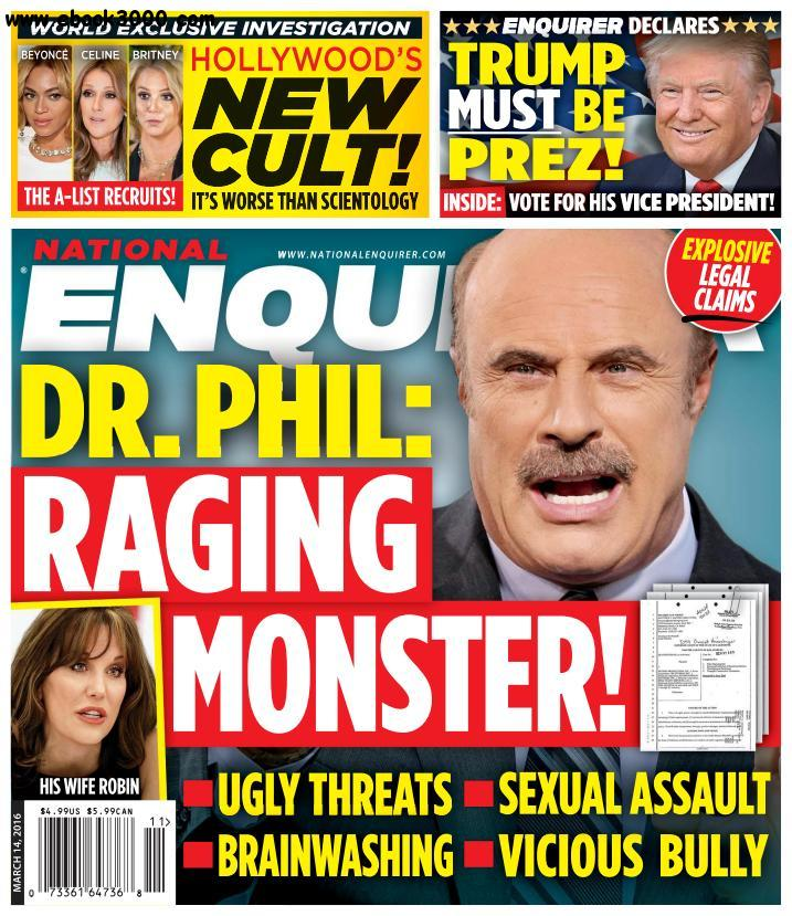 what kind of paper is the national enquirer