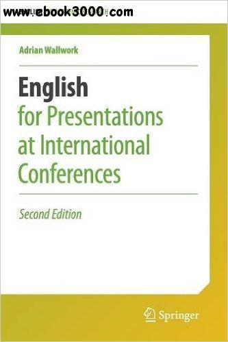 English for Presentations at International Conferences, 2nd edition