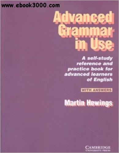 Free Download best-selling book Advanced Grammar in Use ...