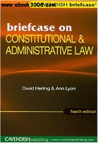 constitutional and administrative law Few areas of the law are as pervasive as constitutional and administrative law penn state law students interested in this field of study will explore some of the most controversial and important issues facing the nation today.