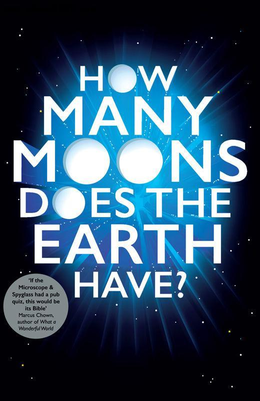 how many moons earth - photo #25