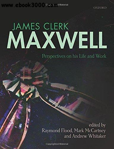 the major scientific contributions of james maxwell This book provides an introductory yet comprehensive account of james clerk maxwell's (1831-79) physics and world view the argument is.