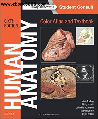 Human Anatomy, Color Atlas and Textbook, 6e