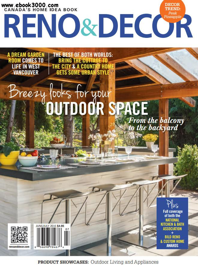 Reno Decor June July 2016 Free Ebooks Download
