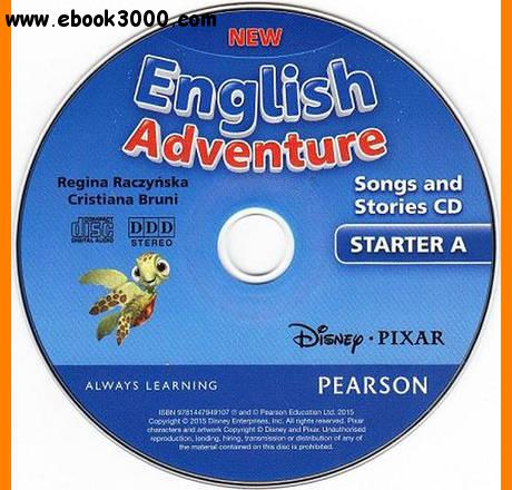 ENGLISH COURSE ? New English Adventure ? Starter A ? AUDIO ? Songs
