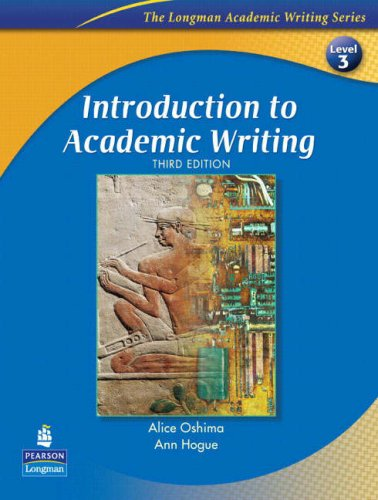 Introduction to academic writing third edition free ebooks download introduction to academic writing third edition fandeluxe Images