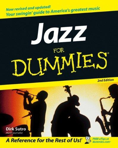 Jazz For Dummies, 2nd edition
