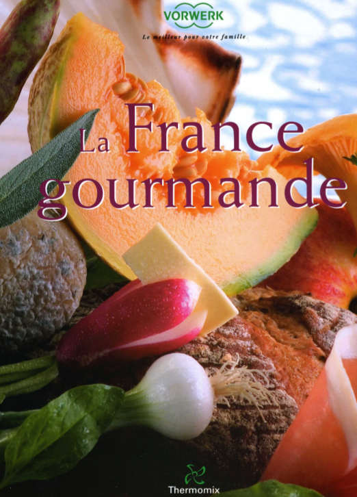 Livre Thermomix La France Gourmande Free Ebooks Download