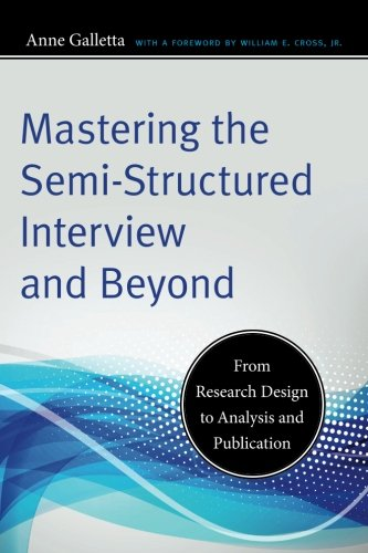 The Difference Between Structured & Semi-structured Interviews in Qualitative Research