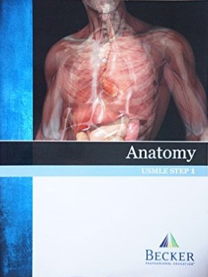 USMLE, Step 1 Review, Anatomy - Free eBooks Download