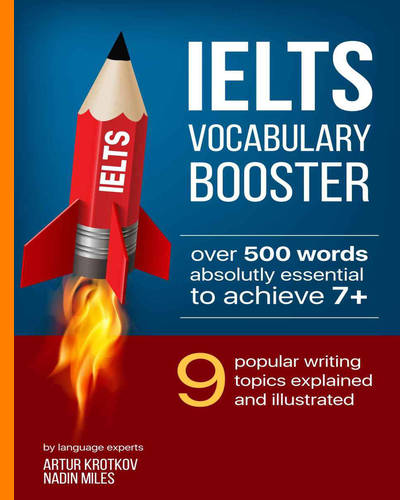 ENGLISH COURSE ? IELTS Vocabulary Booster ? Learn 500+ words for IELTS essay (2016)